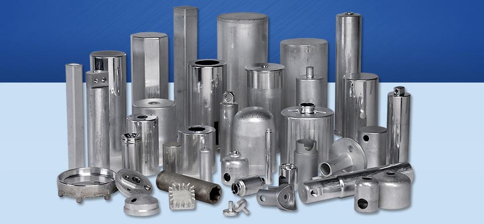 Custom Aluminum Impact Extrusions - Chicago, Illinois
