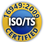 ISO/TS 16949:2009 Certified